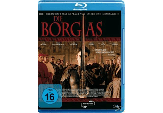 Die Borgias [Blu-ray]