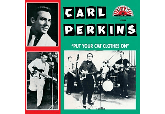 Carl Perkins - Put Your Cat Clothes On - (Vinyl)