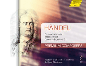 Amf, Marriner Neville, Iona Brown, Brown,Iona/Marriner,Neville/AMF - Premium Composers - (CD)