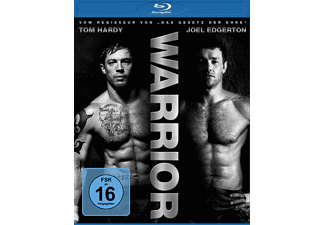 Warrior Action Blu-ray