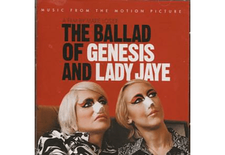 VARIOUS - The Ballad Of Genesis & Lady Jaye - (CD)