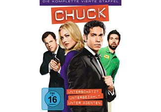 Chuck - Staffel 4 - (DVD)