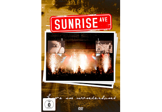 Sunrise Avenue - Live In Wonderland [DVD]