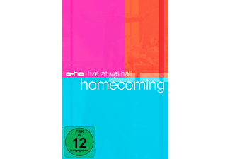 A-Ha - LIVE AT VALLHALL - HOMECOMING [DVD]