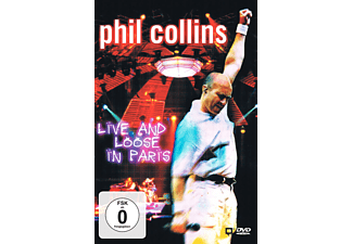 Phil Collins - In Paris Live And Loose - (DVD)