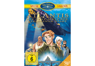 Atlantis (Special Collection) [DVD]