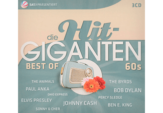 Various - Die Hit Giganten-Best Of 60´s - (CD)