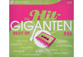 Various - Die Hit Giganten-Best Of 80's [CD]