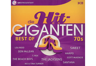 Various - Die Hit Giganten-Best Of 70's [CD]