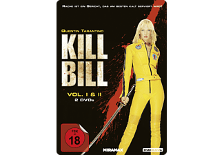 Kill Bill - Vol. 1 & 2 (Steel Edition) [DVD]