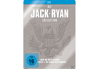 Die Jack-Ryan-Collection Steelcase Edition - (Blu-ray)