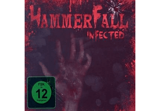 Hammerfall - Infected [CD + DVD Video]