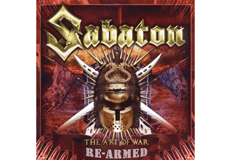 Sabaton - The Art Of War - (CD)