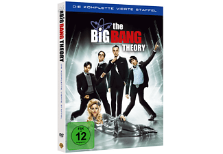 The Big Bang Theory - Staffel 4 Komödie DVD