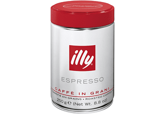 illy espresso 250 g bohnen kaffeebohnen kaufen bei saturn. Black Bedroom Furniture Sets. Home Design Ideas