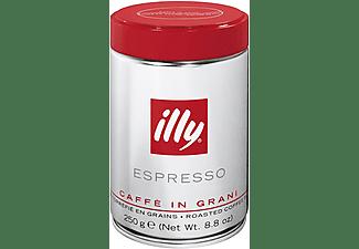 illy espresso 250 g bohnen kaffeebohnen kaufen bei saturn. Black Bedroom Furniture Sets. Home Design Ideas