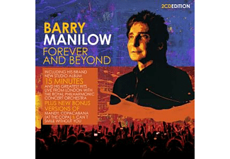 Barry Manilow - Forever And Beyond - (CD)