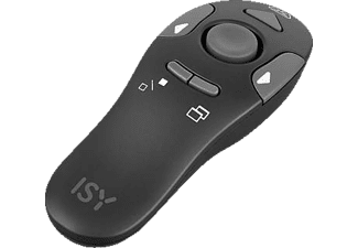 ISY IP-1000, Presenter mit Laserpointer