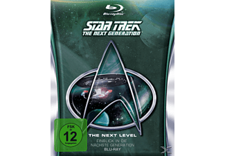 Star Trek - The Next Generation - Einblick in die nächste Generation [Blu-ray]