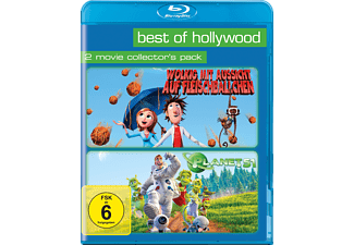 Wolkig mit Aussicht auf Fleisch... / Planet 51 - Best Of Hollywood [Blu-ray]