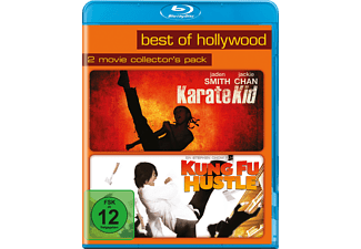 Kung Fu Hustle / Karate Kid - Best Of Hollywood [Blu-ray]