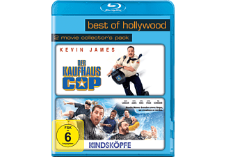 Der Kaufhaus Cop / Kindsköpfe - Best Of Hollywood [Blu-ray]