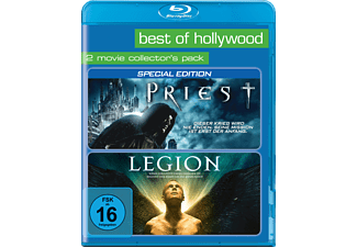 Priest / Legion - Best Of Hollywood [Blu-ray]