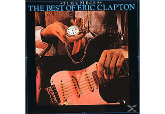 Eric Clapton - Time Pieces/The Best Of - (CD)