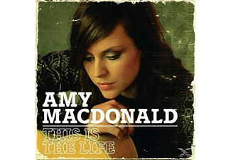Amy MacDonald This Is The Life Rock CD