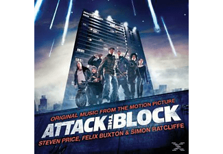 VARIOUS, OST/Price/Buxton/Ratcliffe/Basement Jaxx - Attack The Block [CD]