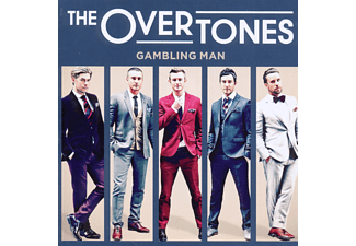 The Overtones Gambling Man Pop CD
