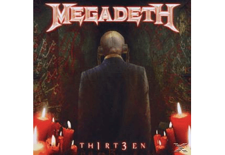 Megadeth - Th1rt3en [CD]