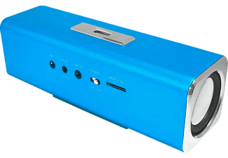 TECHNAXX Musicman MA Soundstation 3430 Blau Dockingstation
