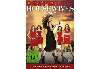 Desperate Housewives - Die komplette siebte Staffel Komödie DVD