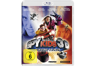 Spy Kids 3D - Game Over [3D Blu-ray]
