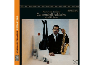 Adderley, Cannonball / Evans, Bill - Know What I Mean? (Ojc Remasters) [CD]