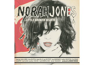 Norah Jones Little Broken Hearts Pop CD