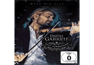 David Garrett - ROCK SINFONIEN OPEN AIR LIVE [DVD + Video Album]