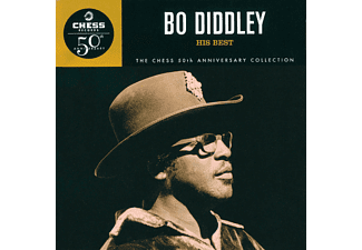 Bo Diddley - His Best - (CD)