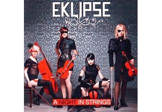 Eklipse - A Night In Strings - (CD)