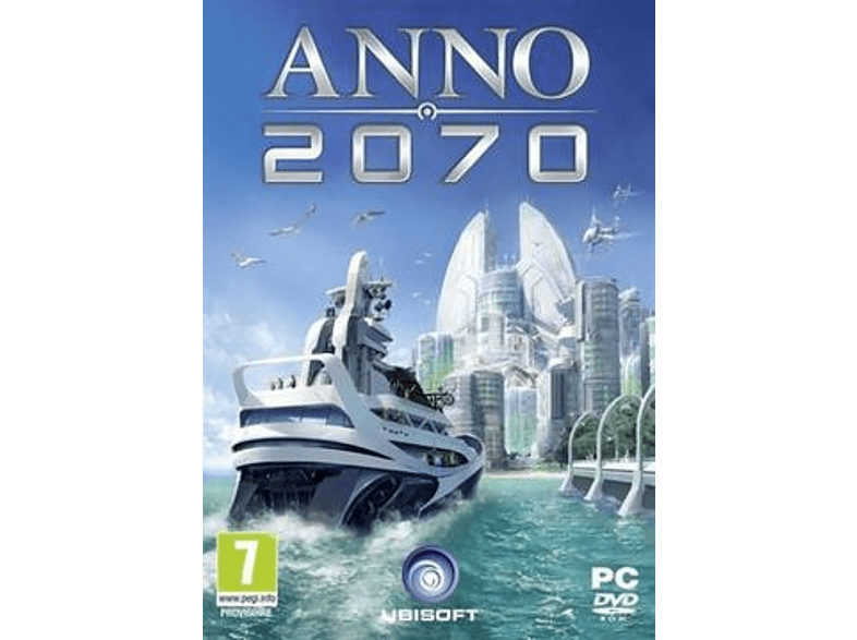 ANNO 2070 PC gaming games pc games