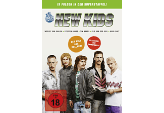 New Kids - Superstaffel Uncut Edition [DVD]
