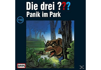SONY MUSIC ENTERTAINMENT (GER) Die drei ??? 110: Panik im Park