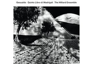 Hilliard Ensemble - Quinto Libro Di Madrigali [CD]