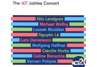 Various - Act Jubilee Concert [CD]