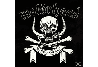 Motörhead - March Or Die - (Vinyl)