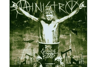 Ministry - Rio Grande Blood - (CD)