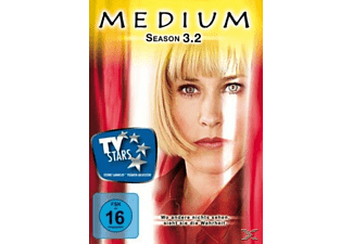 MEDIUM (MB) - STAFFEL 3.2 [DVD]