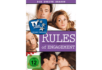 RULES OF ENGAGEMENT 2.SEASON - (DVD)