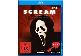Scream Collection [Blu-ray]